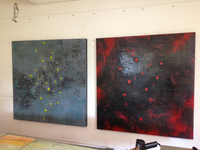 In the Studio w:Grapheme 1 and 2